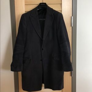 Gorgeous Costume National grey coat